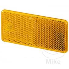 Atšvaitas geltonas, 94 x 44 x 6,5 mm