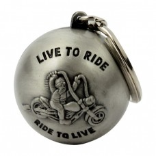 Skambutis LIVE TO RIDE RIDE TO LIVE