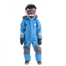 Kombinezonas vaikiškas Snowpeople Junior Kodiak Blue