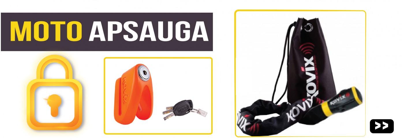 Motociklų apsauga