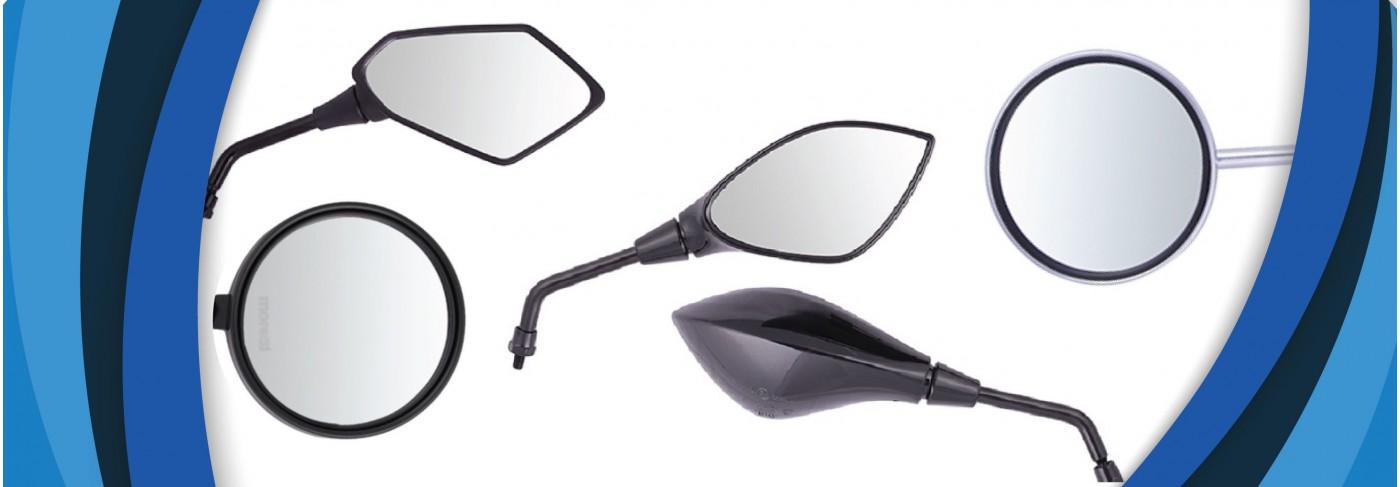 Motociklų veidrodėliai