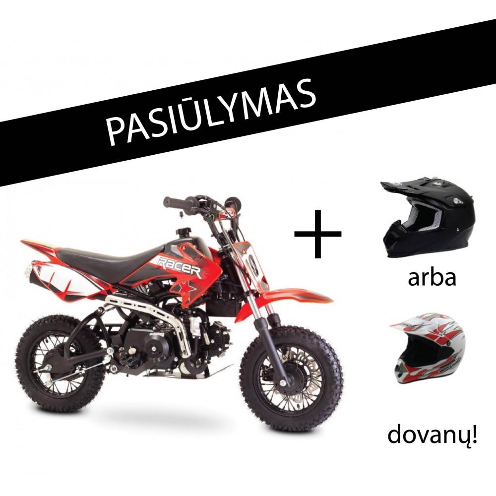 """Mini krosinis motociklas MINI CROSS 14"""" 110 CC"""