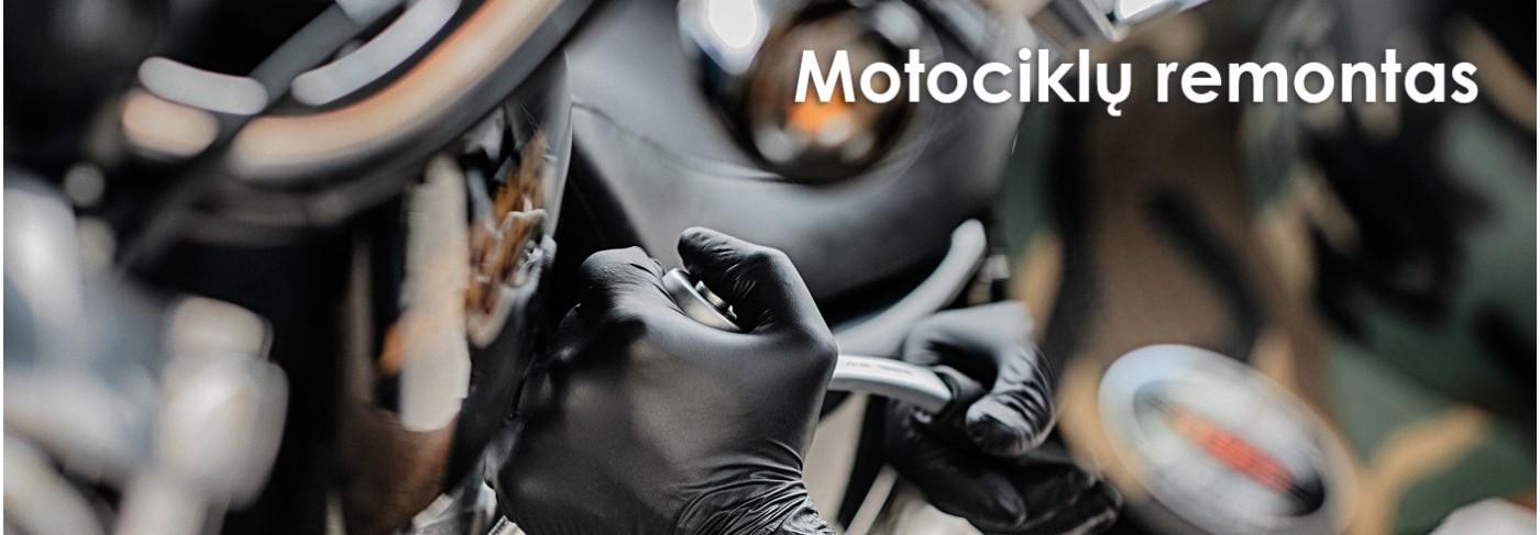Motociklų remontas
