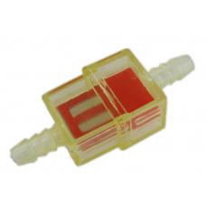 Kuro filtras Ø 5/6 mm, kvadratinis