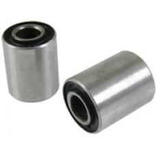 Įvorė metalinė-guminė 23x10x28/30 amortizatoriui (kompl.)