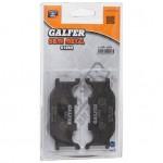 Stabdžių kaladėlės Galfer G1054