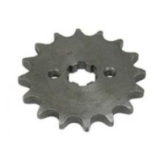Žvaigždutė priekinė, skirta FMB varikliams - tipas 428 (6,8 mm), 16 dantukų - JUNAK 901, 902, 904