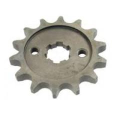 Žvaigždutė priekinė ATV 70/110, FMB - tipas 428 (6,0mm), 14 dantukų
