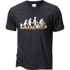 """Marškinėliai """"Evolution"""""""