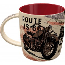 Puodelis ROUTE 66, 330 ml