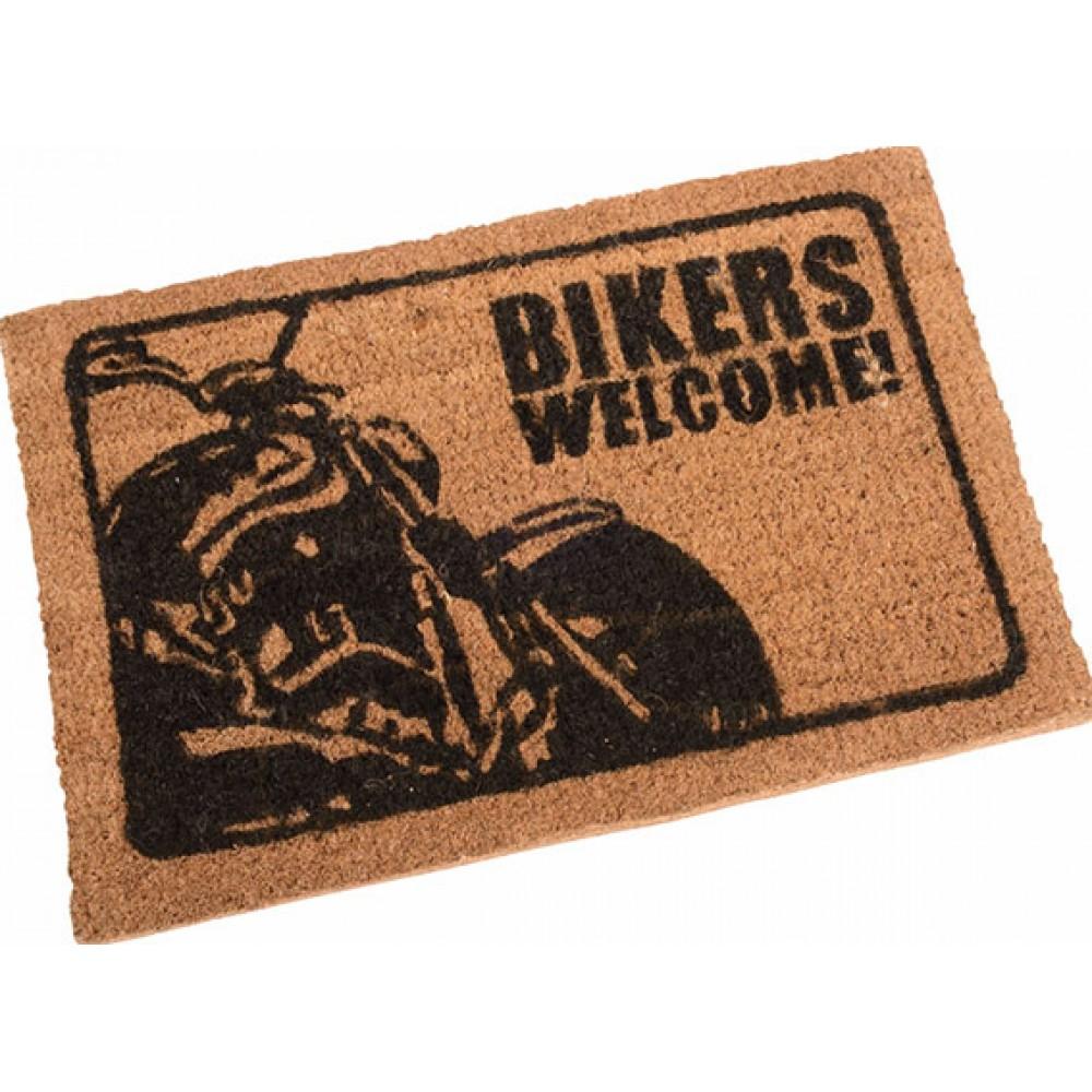 "Kilimėlis prie durų ""Bikers Welcome"""