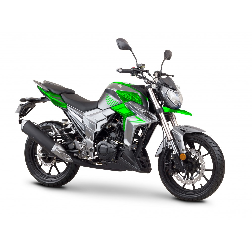 Motociklas ROMET DIVISION 125 EURO 4 2017