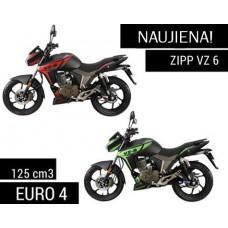 Motociklas ZIPP VZ-6 - EURO 4