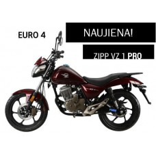 Motociklas ZIPP VZ-1 PRO - EURO 4