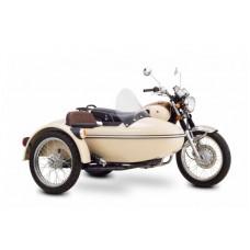 Motociklas ROMET CLASSIC 400 2017 su lopšiu