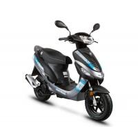 Motoroleris BARTON GALACTIC 4T Euro V