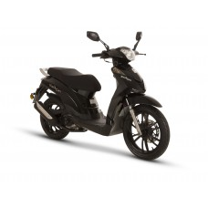 Motoroleris ROMET BLACK CITY 125 4T