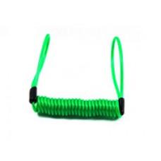 Priemonė, primenanti apie stabdžių disko užraktą KOVIX, žalias